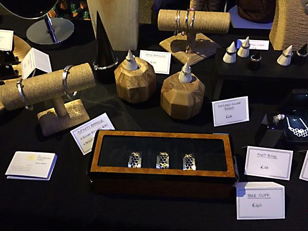 Lavenham christmas craft fair